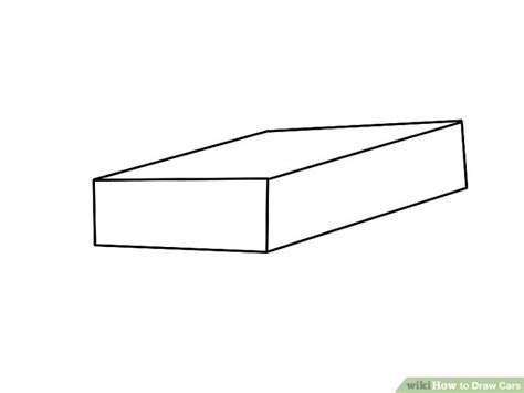 How To Make A 3d Rectangle Out Of Paper - 3d rectangle outline www pixshark images galleries