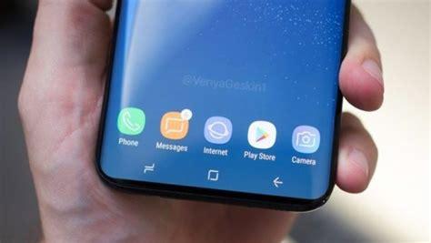 Cornici Digitali Samsung by Galaxy S9 Le Cornici Potrebbero Non Essere Simmetriche