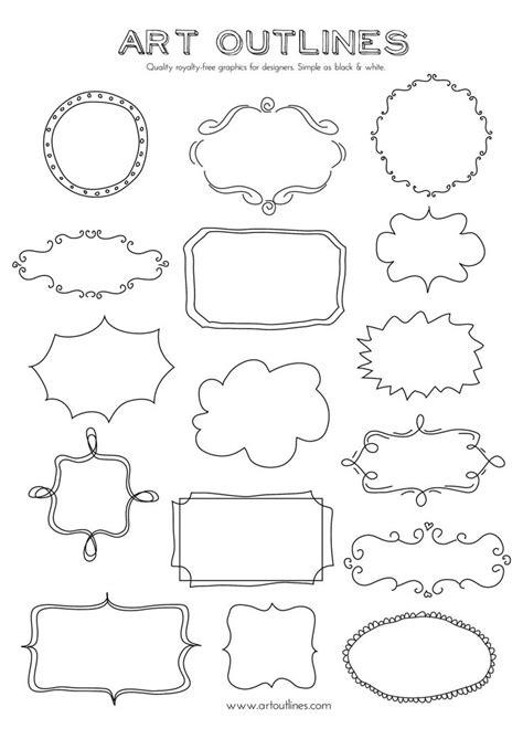 tk doodle font free best 25 doodle frames ideas on bullet journal