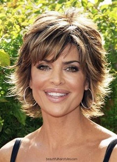 middle age hair styles for short haircuts for middle aged women