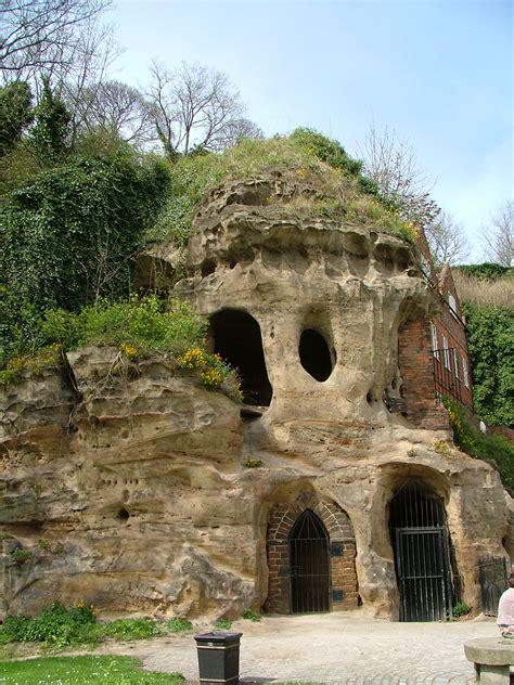 in nottingham evening cave tour legends of nottingham nottingham castle