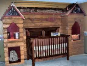 rustic log cabin and fishing theme nursery d 233 cor
