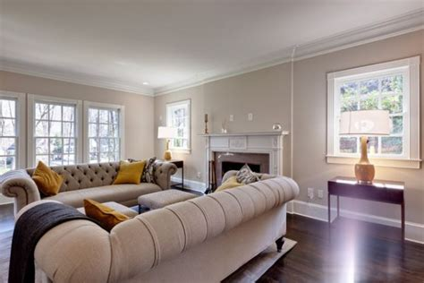 two loveseats in living room the classic and beautiful chesterfield sofa a fresh