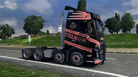 truck volvo 2013 volvo fh 2013 nottelmann euro truck simulator 2 spot