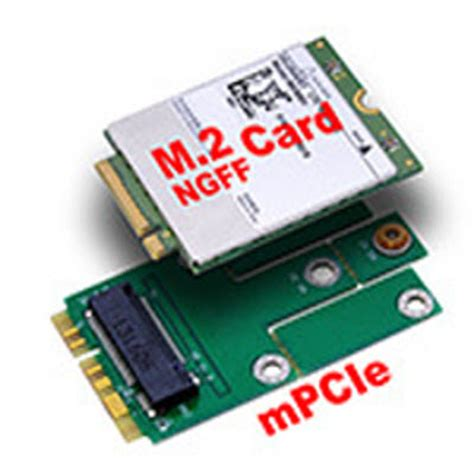 M 2 To Mini Pci E Adapter m 2 ngff to mini pci e adapter