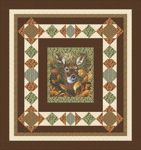 visiting northwoods quilt pattern bs2 446 advanced