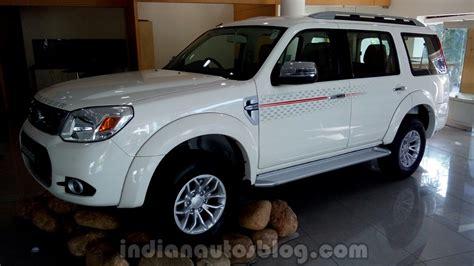 2014 ford endeavour rendering details motorbeam indian