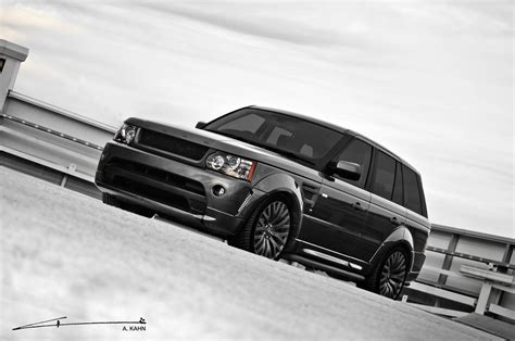 navy range rover sport 2011 range rover sport military edition by kahn design
