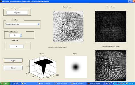 high pass filter gaussian 38 result of gaussian high pass filter for n 4 and d 0 36