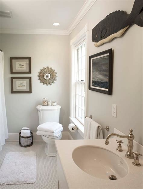 edgecomb gray bathroom nearly perfect neutrals color palette monday 2