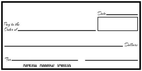 oversized check template oversized cheque template oversized check template free