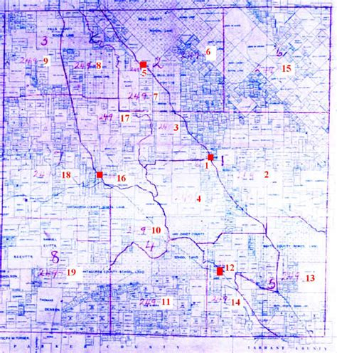 map of wise county texas 1930 census information for wise county texas