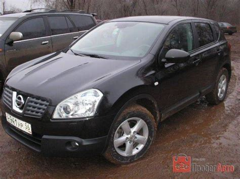 2007 Nissan Qashqai Pictures