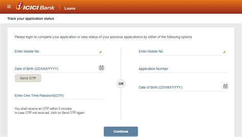 Credit Card Application Form Icici Bank icici credit card application status track by