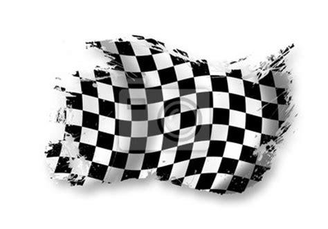 Zielflagge Aufkleber Motorrad by Fototapeten Zielflagge Pixers De