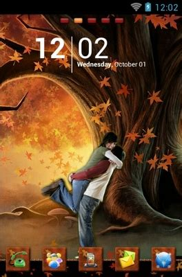romantic theme download for android romance android theme for go launcher androidlooks com