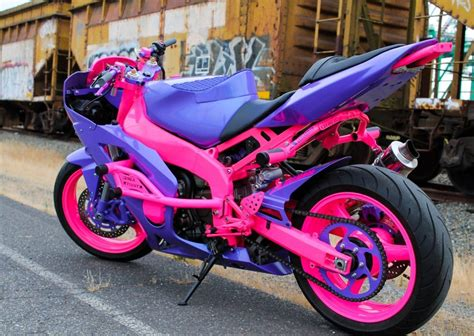 Motorrad Honda Pink by Pink Motorcycle Www Pixshark Images Galleries With