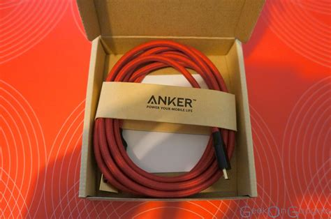 Anker A7116691 Braided Micro Usb Cable 1 8m 6ft Gold Plated anker braided micro usb cable on on