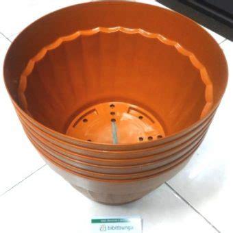 Pot Bunga Vanda 750 Merah Bata pot bunga vanda 3000 merah bata bibitbunga