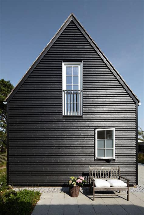 Black Siding Architecture Pinterest