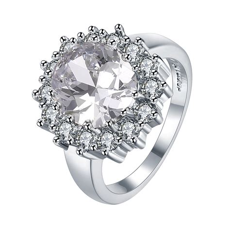 get cheap oversized cocktail rings aliexpress