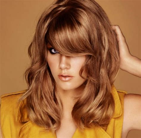 chocolate colored hair 60 great brown hair with highlights ideas