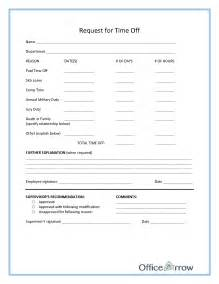 paid time policy template time request template pictures to pin on