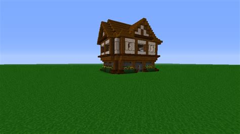 Rillian S Advanced Medieval House Tutorial Pic Heavy