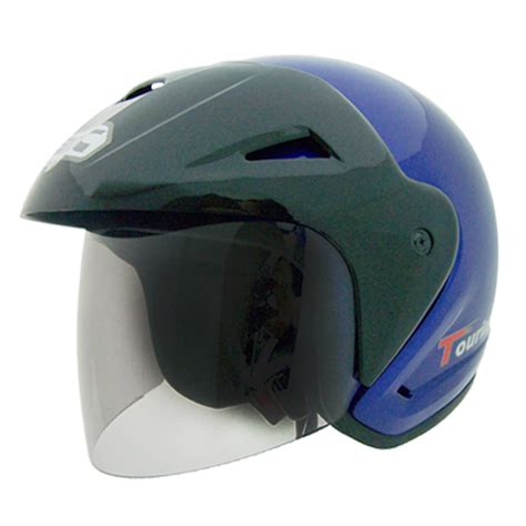 Helm Bmc Touring Hitam Dop Helm Bmc 380 Touring Pabrikhelm Jual Helm Murah