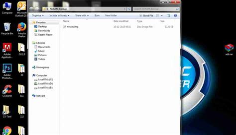 nvram reset pc how to backup your nvram partition all tutor flashing rom