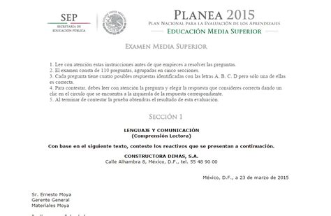 examen planea 2015 secundaria pdf journal articles in pdf examen planea 2015 secundaria pdf manual de planea