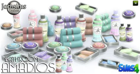 Bathroom Decor Objects 17 Best Images About Ts4 Objects Decor Bathroom On