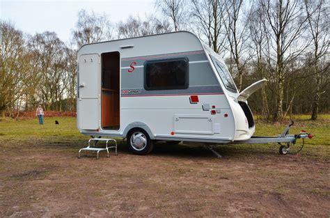 Caravan With Awning Sterckeman Starlett 330cp Compact Practical Caravan