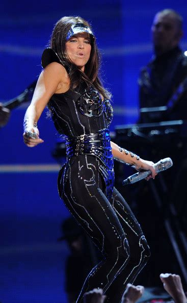Grammy Awards Fergie by Fergie In 52nd Annual Grammy Awards Show Zimbio