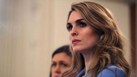 hope hicks to join fox hope hicks joins fox as chief communications officer