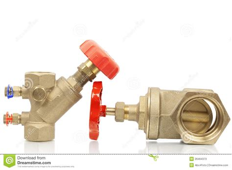 Valves In Plumbing by Plumbing Valves Stock Photos Image 26464373