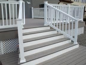 gray deck david j festa carpentry llc deck design ideas