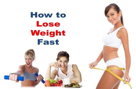 12 Tips On How To Lose Fast by 7 Tips To Lose Weight Faster Most Effective