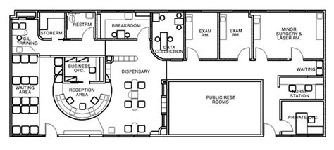 layout of doctor s office office space floor plan creator fromgentogen us
