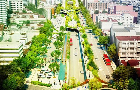 layout artist hiring davao city 2015 fernando romero unveils linear park for historic mexico
