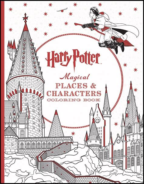 harry potter coloring book buzzfeed 28 magical stuffers for every quot harry potter quot fan