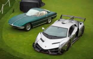 Building A Lamborghini Lamborghini Is Building A Roadster Veneno Complex