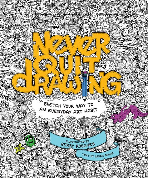 Never Quit Drawing never quit drawing quarto creates books