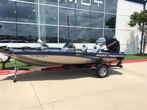 used bass boat dealers in texas bass tracker pt 175 tf 2012 used boat for sale in
