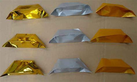Joss Paper Folding - factory tour joss paper gold ingot joss paper silver