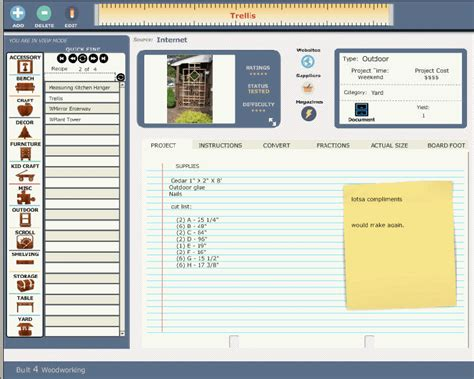 free woodworking software downloads free built4 woodworking by darkstone data v sa1 2