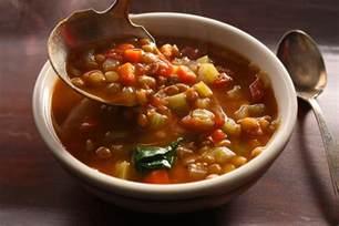 red lentil amp vegetable soup recipes dishmaps