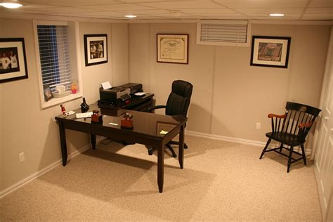 basement owens corning the owens corning basement finishing system is a great choice for the home office