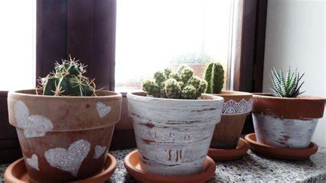 vasi terracotta decorati vasi di terracotta decorati con lavabile fai da