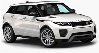 3d 2016 range rover evoque model